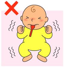 Bebé con convulsiones